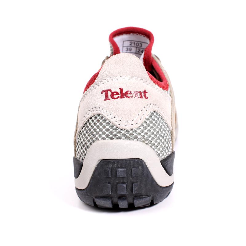 telent天伦天 真皮户外休闲鞋 徒步男鞋徒步鞋正品 2103  世峰户外
